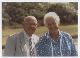 opa en mama